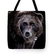 Mystical Bear Tote Bag