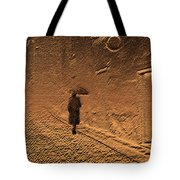 Mystical Journey Of The Shadow Of Your Soul In Extraneous World Tote Bag