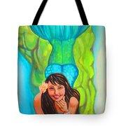 Mystical Mermaid Tote Bag