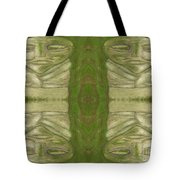Mystical Stone Statues Tote Bag
