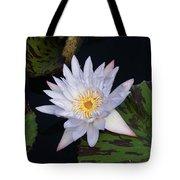 Mystical White... Tote Bag