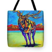Mythical Elk Tote Bag