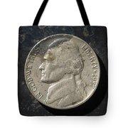 N 1957 A H Tote Bag