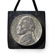 N 1959 A H Tote Bag
