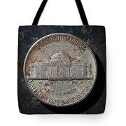 N 1977 A T Tote Bag