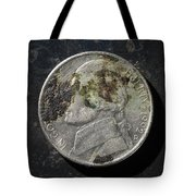 N 1992 A H Tote Bag