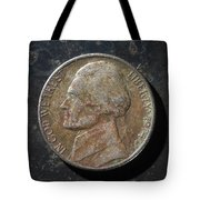 N1974 A H Tote Bag