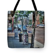 Nacogdoches Tote Bag