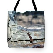 Nail On The Trail Tote Bag