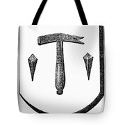 Nailmakers Guild Banner Tote Bag