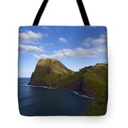 Nakalele Point-signed-#8497 Tote Bag