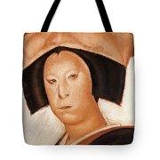 Nakamura Utaemon V Tote Bag