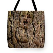 Naked Wood Nymph Tote Bag