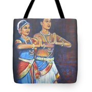 Namaskaaramu Tote Bag