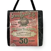 Name Says It All 1902 Tote Bag