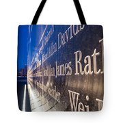 Names Tote Bag