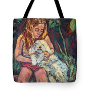 Nan And Beau Tote Bag