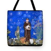 Nancy's St. Francis Tote Bag
