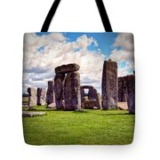 Nancy's Stonehenge Tote Bag