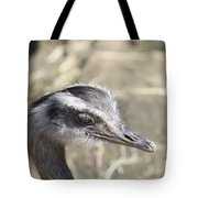 Nandu Or Rhea Portrait Tote Bag