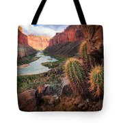 Nankoweap Cactus Tote Bag