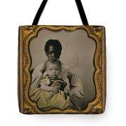 Nanny And Child, C1855 Tote Bag