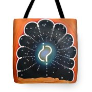 Nano Part  Of Supernatural Tote Bag