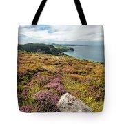 Nant Gwrtheyrn Tote Bag