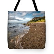 Nant Gwrtheyrn Shore Tote Bag by Adrian Evans