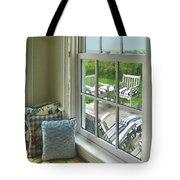 Nantucket Nook Tote Bag
