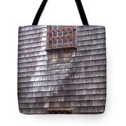 Nantucket Olde Gaol Windows Tote Bag