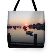 Nantucket Sunrise 1 Tote Bag