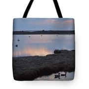 Nantucket Sunset Tote Bag