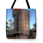 Napa Mill II Tote Bag by Bill Gallagher