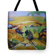 Napa Valley Perriwinkle Sky Tote Bag