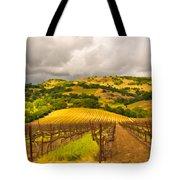 Napa Vineyard Tote Bag
