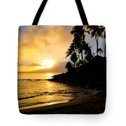 Napili Sunset Evening  Tote Bag
