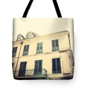 Napolean House Tote Bag