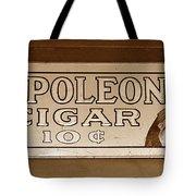 Napoleon Cigars Tote Bag