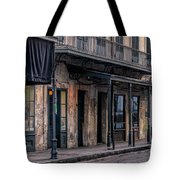 Napoleon House In French Quarter Tote Bag