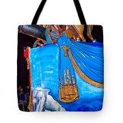 Napoleon Rides  Tote Bag