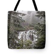 Narada Fall Mt Rainier II Tote Bag
