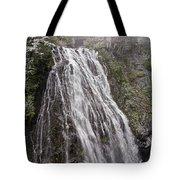 Narada Falls Mt Rainier Tote Bag