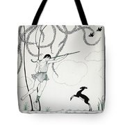 Narcisse Tote Bag