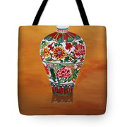 Narcissism And Loneliness 1 Tote Bag by Tingting Su