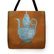 Narcissism And Loneliness 3 Tote Bag by Tingting Su