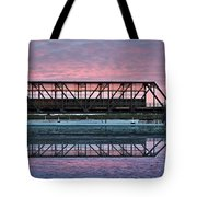 Narooma Bridge Tote Bag
