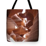 Narrow Canyon I Tote Bag