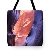 Narrow Canyon Xii Tote Bag