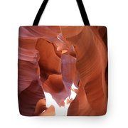 Narrow Canyon Xiii Tote Bag